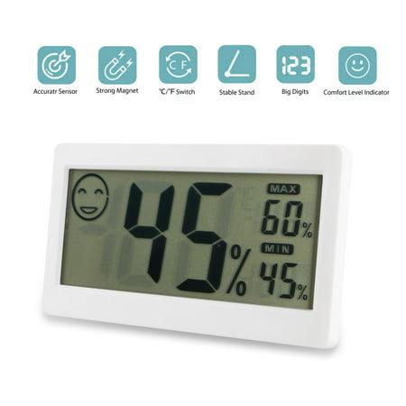 Hygrometer Thermometer, EEEKit 3.3