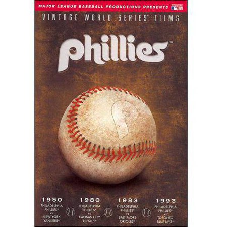 Vintage World Series Films: Philadelphia Phillies
