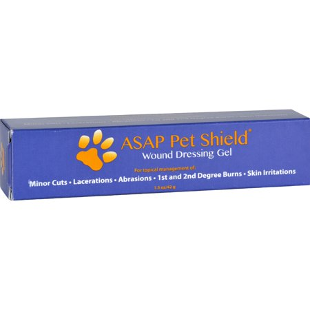 American Biotech Labs Pet Wound Dressing Gel   1 5 Oz