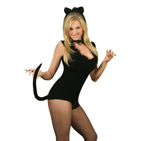 Instant Character Costume Kit (Cat) - Womens Character Costumes