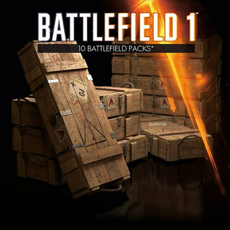 Electronic Arts 041461 Battlefield 1 Battlepack X10 ESD (Digital (Best Electronic Arts Eletronics)