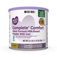 Parent's Choice Non-GMO Complete Comfort Infant Formula (Choose Size)