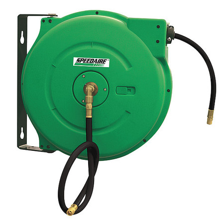 "Speedaire 2CUC9 Hose Reel 300 psi 17-11 16""L by SPEEDAIRE"
