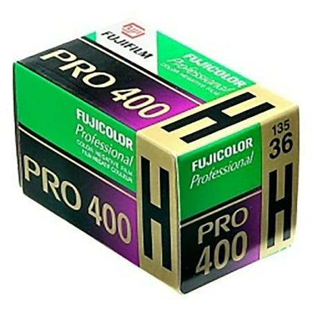 Fujifilm Fujicolor 400H Professional Color Negative Film