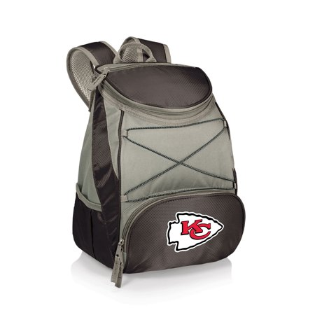Kansas Cooler (Kansas City Chiefs PTX Backpack Cooler - Black - No)