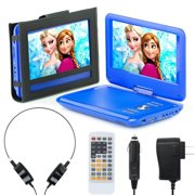 Best Dvd Player For Kids - Portable DVD Player for Car, Plane & more Review