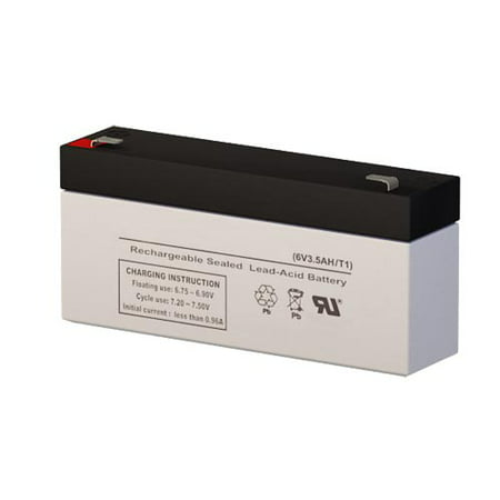 Power Sonic PS-630 F1 Battery Replacement (6V 3AH