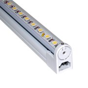 "Jesco Lighting S201-24/30 22"" LED S201 Adjustable Linkable Under Cabinet Light -"