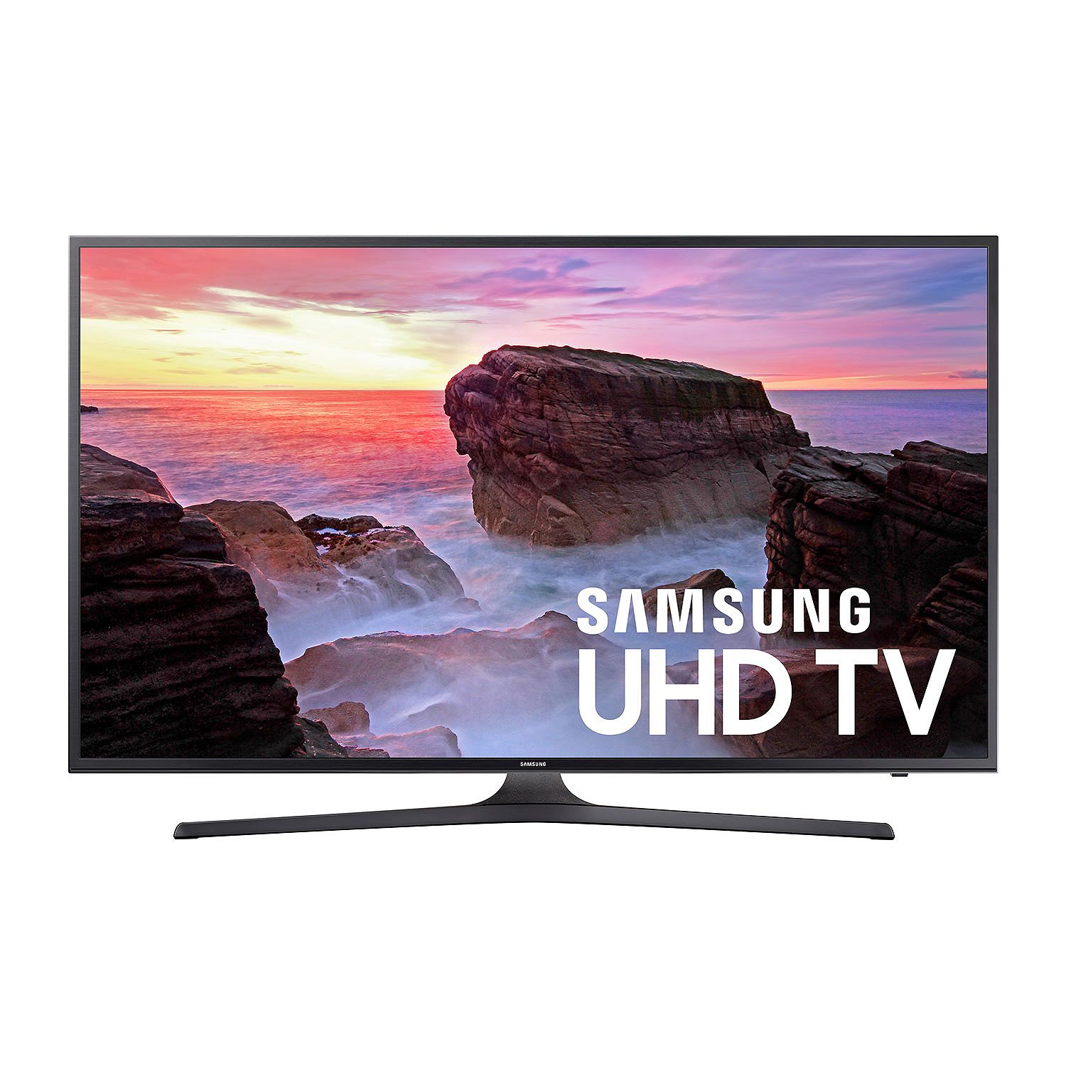 "Refurbished Samsung 65"" Class 4K (2160P) Smart LED TV (UN65MU630D)"