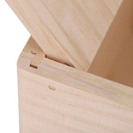 Ccdes Jouet éducatif géométrique, blocs de construction en bois, jeu intellectuel pour bébé de 13 trous de construction de blocs intellectuels - image 8 de 8