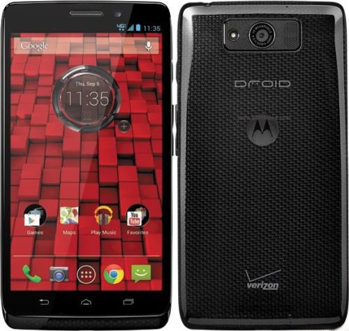Motorola Droid Ultra Smartphone