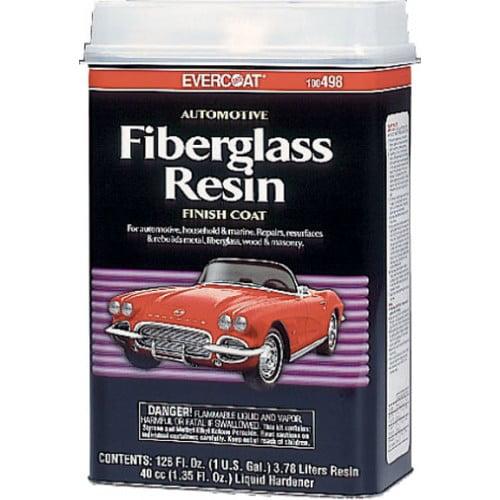 Fibre Glass-Evercoat 498 AUTO RESIN, GAL