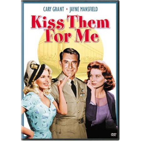 Kiss Them for Me (DVD)