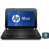 Refurbished HP Mini 1104 A7K69UT#ABA 10.1-Inch Netbook (Intel Atom N2600 Dual-core, 2 GB, 320 GB HD, Windows 7 Home Premium),