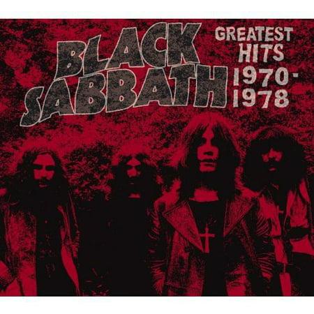 - Black Sabbath - Greatest Hits 1970-1978 (CD)