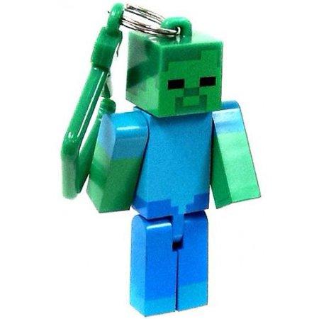 Minecraft Hangers Series 1 Zombie - Tt1 Series