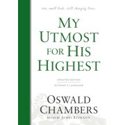 My Utmost for His Highest : Updated Language Hardcover