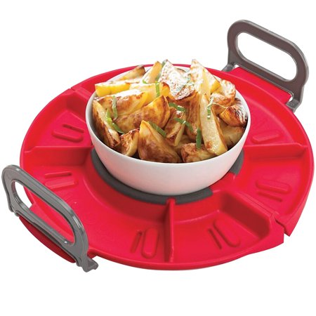Mobi Folding Microwave Tray - Durable 12