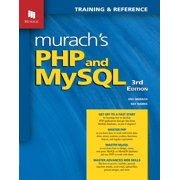 Murach's PHP and MySQL (3rd Edition)