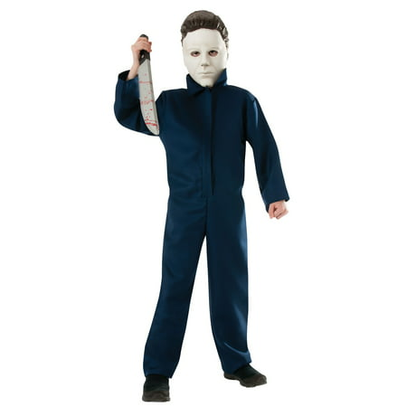 Michael Myers Costume](Michael Myers Halloween 8 Mask)