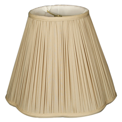 Alcott Hill 18'' Silk Empire Lamp Shade