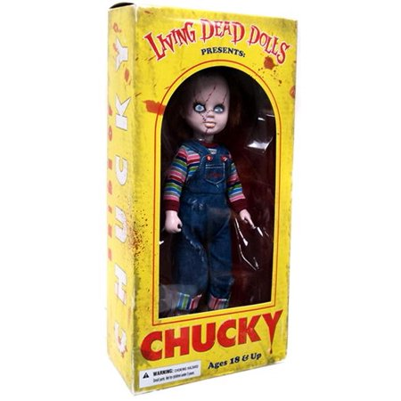 Living Dead Dolls Child's Play Chucky Doll](Chucky Doll)