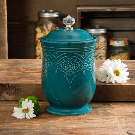 Kitchen Canisters Green Keep Shopping Online