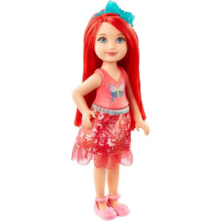 Dreamtopia Rainbow Cove Sprite Doll Pink By Barbie Ship From