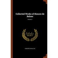 Collected Works of Honore de Balzac