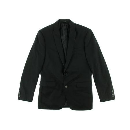 Bar III Deep Men's Two Button Wool Suit (Lightweight Three Button Suit)