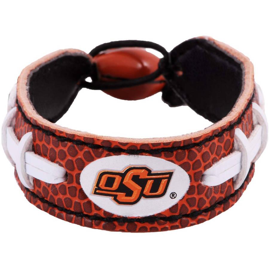 NCAA Oklahoma State Cowboys Classic Football Bracelets