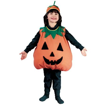 Pumpkin Toddler Plump Costume - Giant Pumpkin Costume