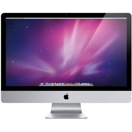 "Refurbished Apple iMac 27"" All In One Desktop PC Intel Quad Core i5-2500S 8GB 1TB MC813LL/A"