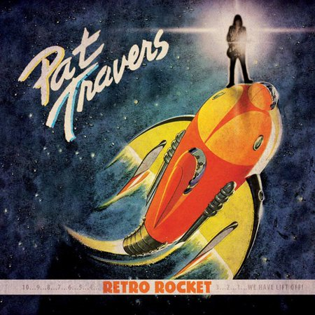 Retro Rocket (Vinyl)