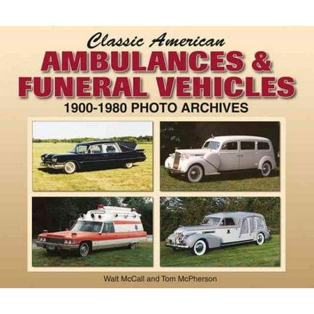 Classic American Ambulances & Funeral Vehicles