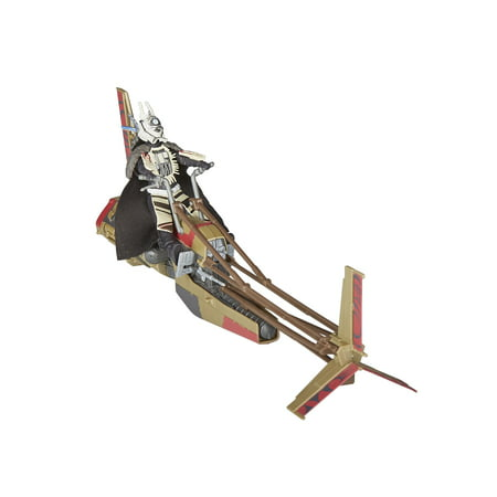 Star Wars Force Link 2.0 Enfys Nest's Swoop Bike & Figure - Star Wars Kids Gifts