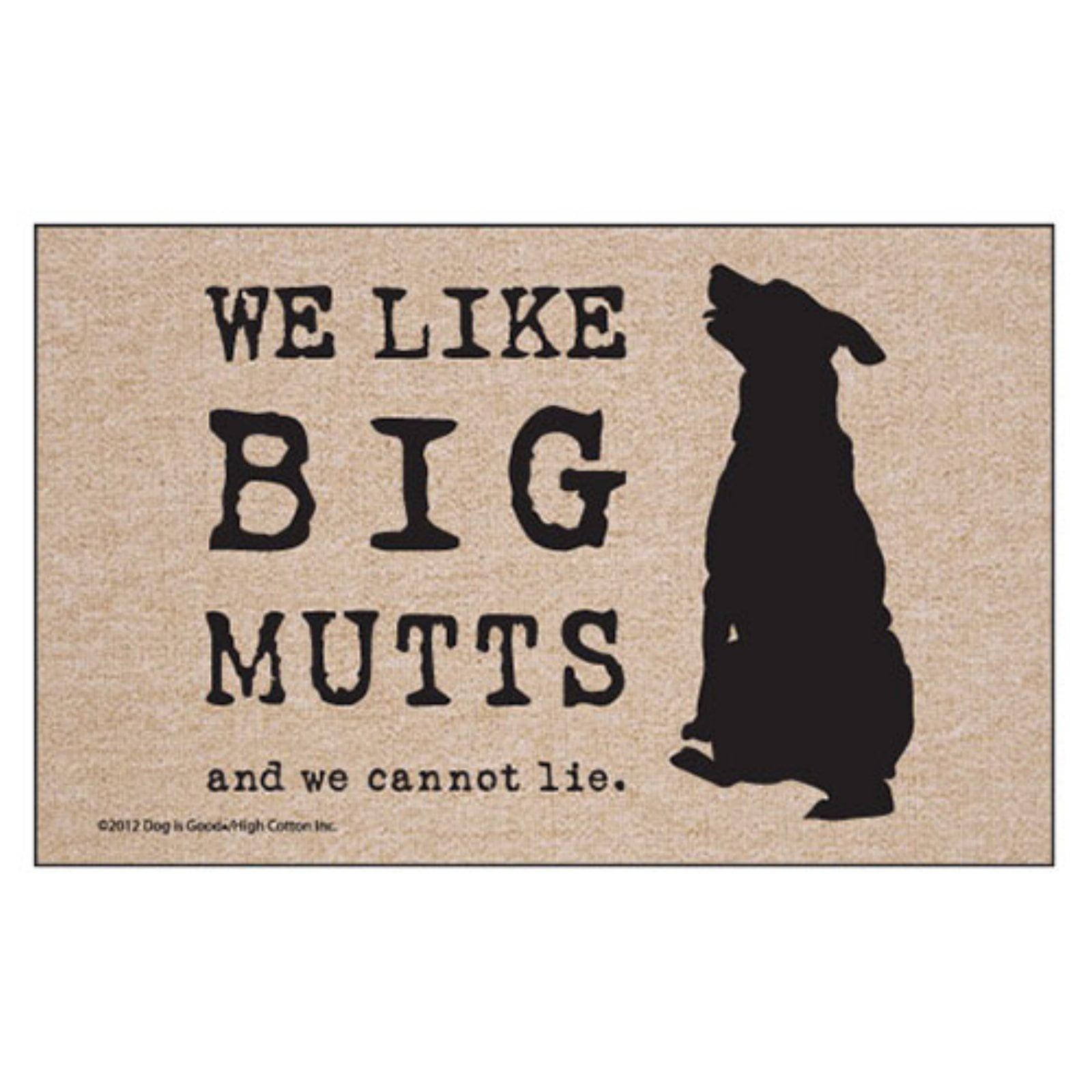 High Cotton Big Mutt Mat Indoor / Outdoor Doormat