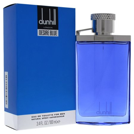 Desire Blue by Alfred Dunhill for Men - 3.4 oz EDT Spray Alfred Dunhill Mens Edt