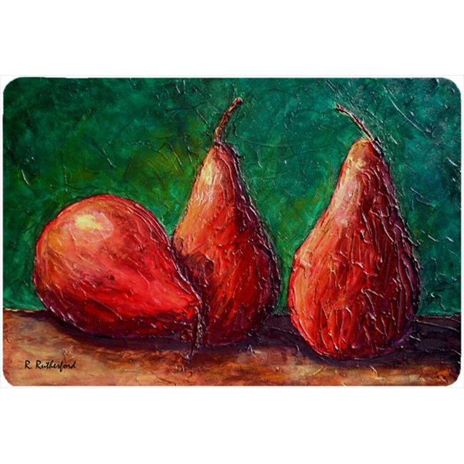 9.5 x 8 in. Pears Mouse Pad