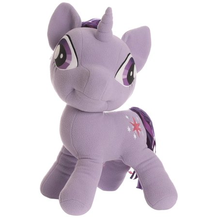 My Little Pony Cuddle Pillow, Purple (White And Purple My Little Pony Name)
