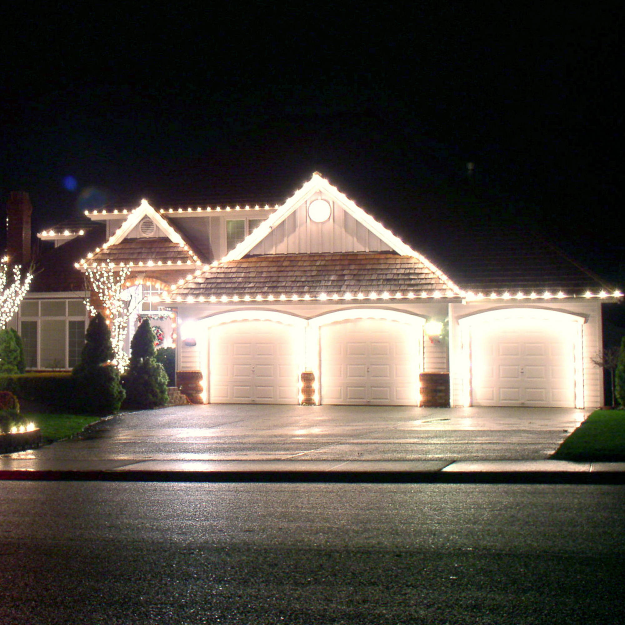 Pure Garden Solar LED String Lights, 39', 100 LED Lights - Walmart.com
