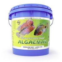 New Life Spectrum AlgaeMax Tropical Fish Food Pellets, Jumbo (7-7.5mm)