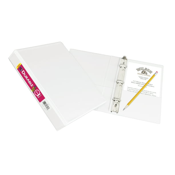 Avery Mini Durable View Binder With 1 Rings, 175-Sheet