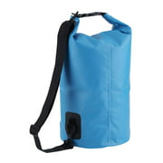 CNMODLE Outdoor Portable Single Shoulder Waterproof Dry Bag 10L For Beach Kayak Fishing Camping Storage Dry Bag For... by