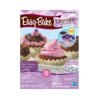 Easy-Bake Ultimate Oven Red Velvet Cupcakes Refill Pack