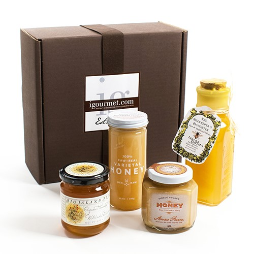 Raw Honey Gift Box