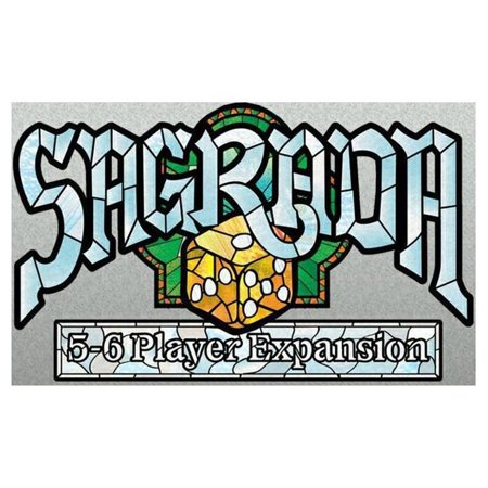 Sagrada: 5-6 Player Expansion - Expansion Players