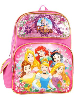0446c0bb579 Product Image Backpack - - Princess - Group Pink 16 New 103156. Disney