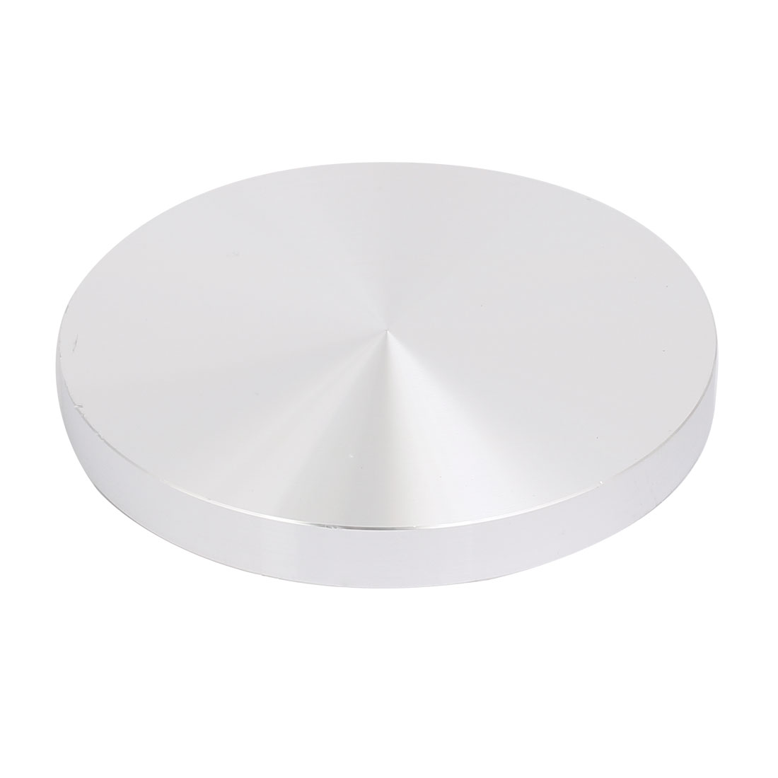 Unique Bargains 90mm Diameter 10mm Thickness Glass Table Hardware Aluminum Disc w M10x60mm Screw - image 3 of 3