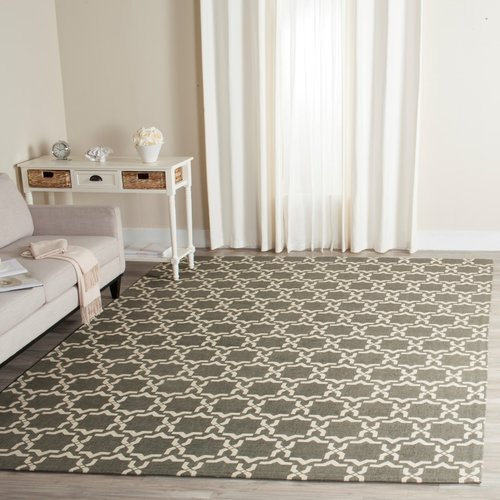 Charlton Home Charing Cross Hand-Woven Area Rug